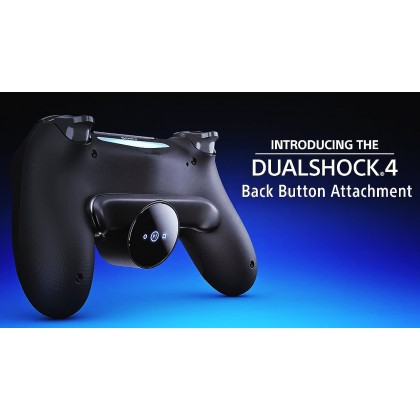 PS4 DUALSHOCK 4 CONTROLLER BACK BUTTON ATTACHMENT