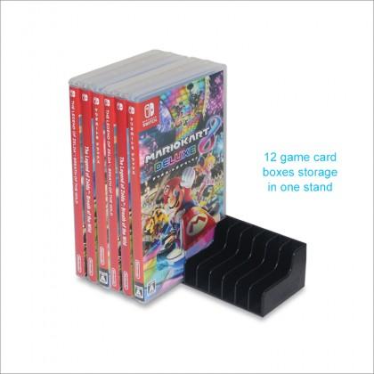 NINTENDO SWITCH DOBE GAME CARD BOX STORAGE STAND TNS-857