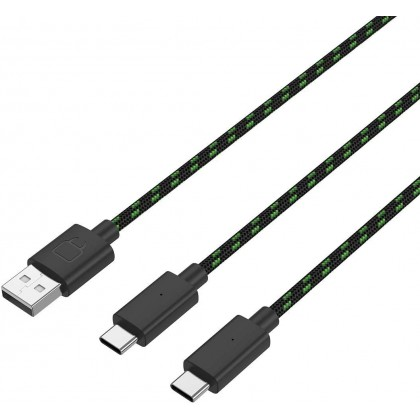 XBOX ONE SERIES X/S VENOM TWIN BATTERY PACKS (INCLUDEDS 3 CHARGING CABLE)