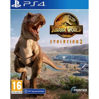 PS4 JURASSIC WORLD EVOLUTION 2 - R2 CHN/ENG [PRE ORDER 27/01/2022]