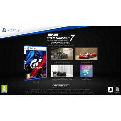 PS5 GRAND TURISMO 7 STANDARD EDITION - R3 [PRE ORDER 04/03/2022]