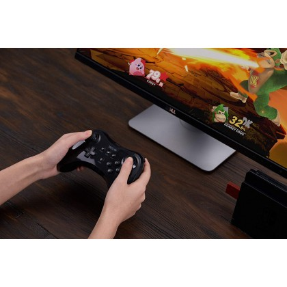 8BITDO USB WIRELESS ADAPTER (GREY) FOR SWITCH/PS3/PS4/PS5/XB1/WII REMOTE