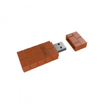8BITDO USB WIRELESS ADAPTER (BROWN BRICK) FOR SWITCH/PS3/PS4/PS5/XB1/WII REMOTE