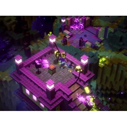 SWITCH MINECRAFT DUNGEONS ULTIMATE EDITION - ENG [PRE ORDER 26/10/2021]