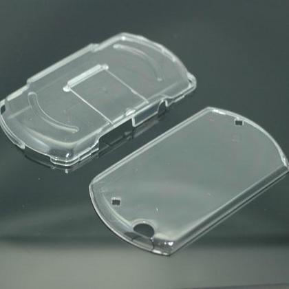 Psp Go High Clear Crystal Case