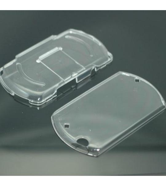Psp Go High Clear Crystal Case