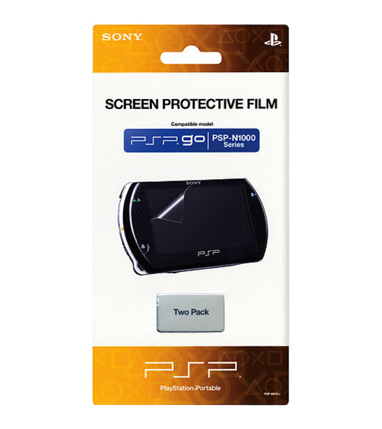 Psp Go High Clear Screen Protector