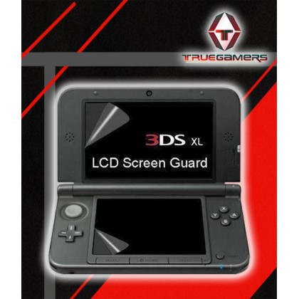NINTENDO 3DS XL SCREEN PROTECTOR - OLD VERSION