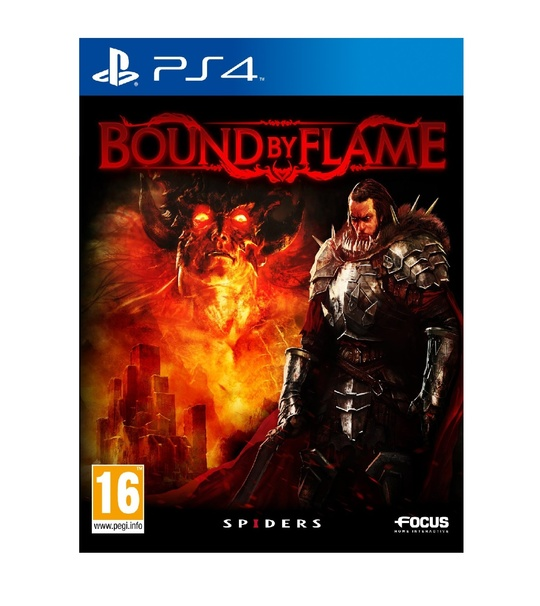 Ps4 Bound By Flame-{R1}