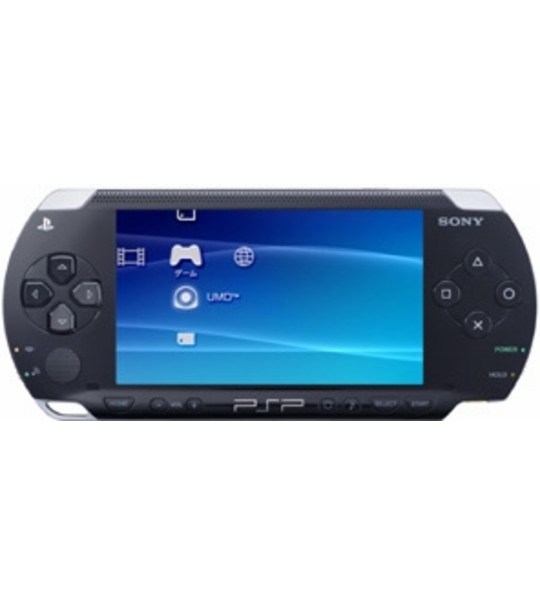 Sony Psp 1000 Black Full Offer Bundle