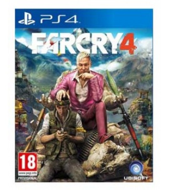 Ps4 Far Cry 4 - R3