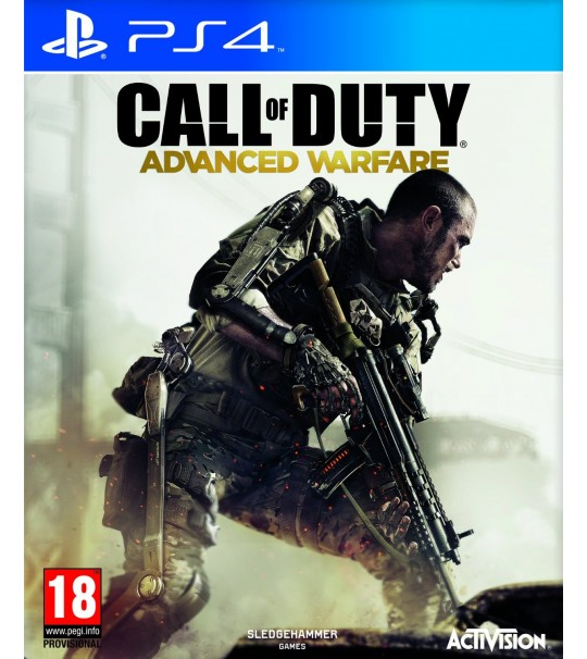 Ps4 Call Of Duty:Advanced Warfare English R1/ALL