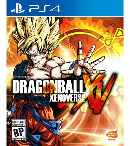 PS4 DRAGON BALL XENOVERSE XV - ALL