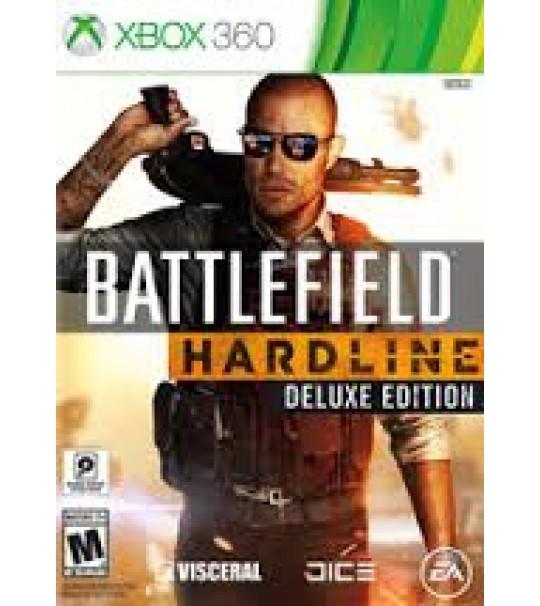 Xbox360 Battlefield Hardline Deluxe -{R3}