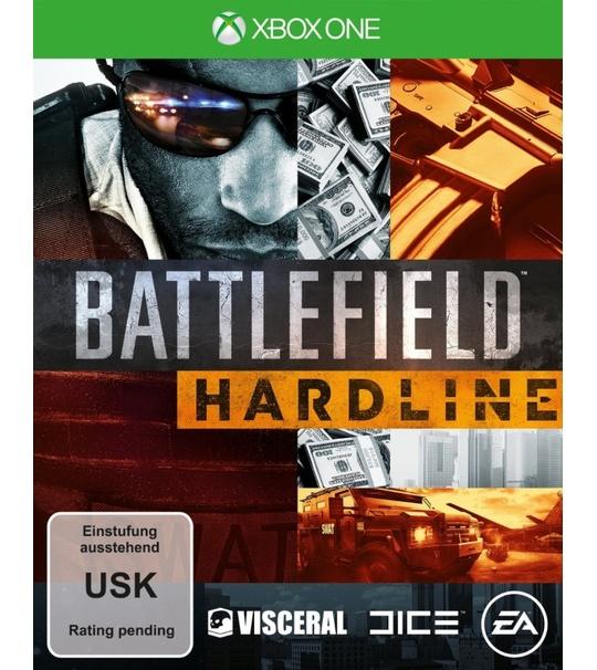 XBox One Battlefield Hardline standard