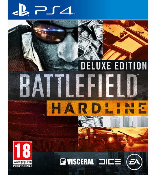 Ps4 Battlefield Hardline Deluxe -{R3}