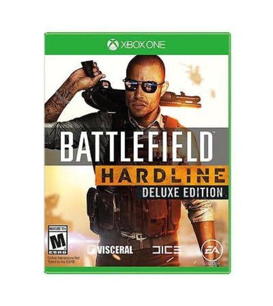 XboxOne Battlefield Hardline Deluxe
