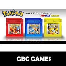 GBC GAMES