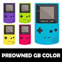 PREOWNED GBC