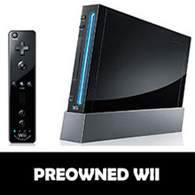 PREOWNED WII