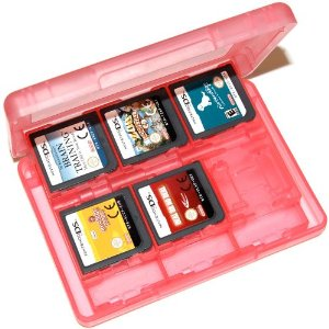 3DS Game Cases