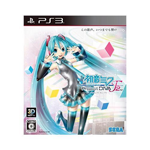 PS3 PROJECT DIVA F2ND HATSUNE MIKU R3