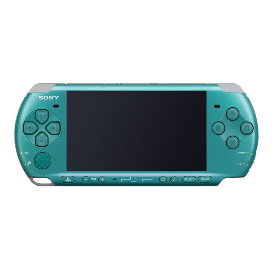 Mastech Auto Parts New Arrival Hori Casing Mika Ps Vita Slim Sony Psp 3006 Lite Turquoise Green Full Offer Bundle