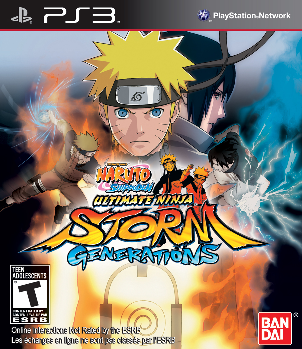 Naruto Shippuden Ultimate Ninja Storm 4 PC Game Download Full Version