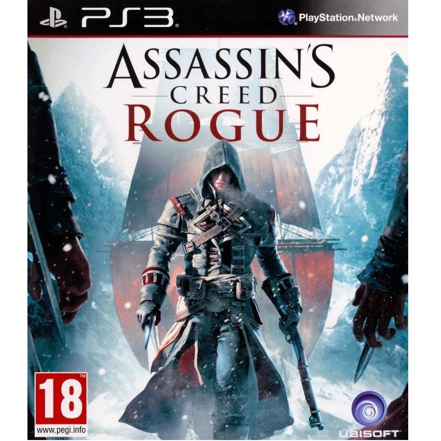 PS3 ASSASSIN CREED ROGUE - R2