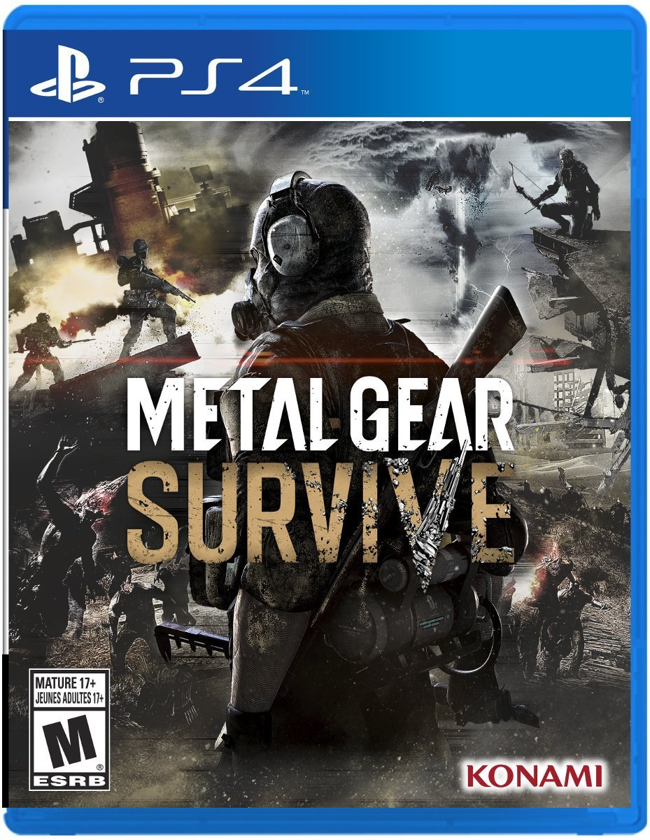 PS4 METAL GEAR SURVIVE ENG R2