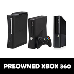PREOWNED XBOX360